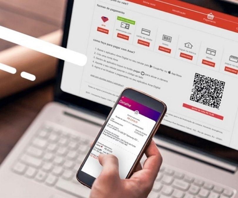 Pagando com Ame Digital você multiplica o cashback do Banco Inter